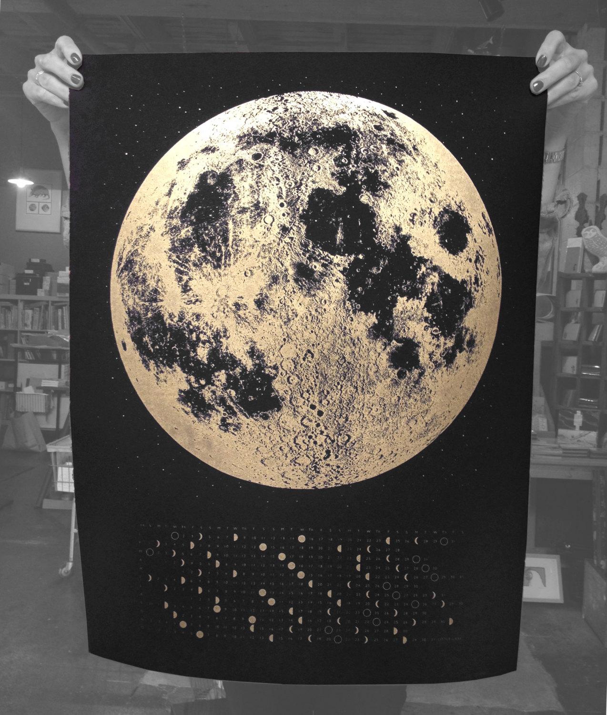 moon phase calendar 2014 #11